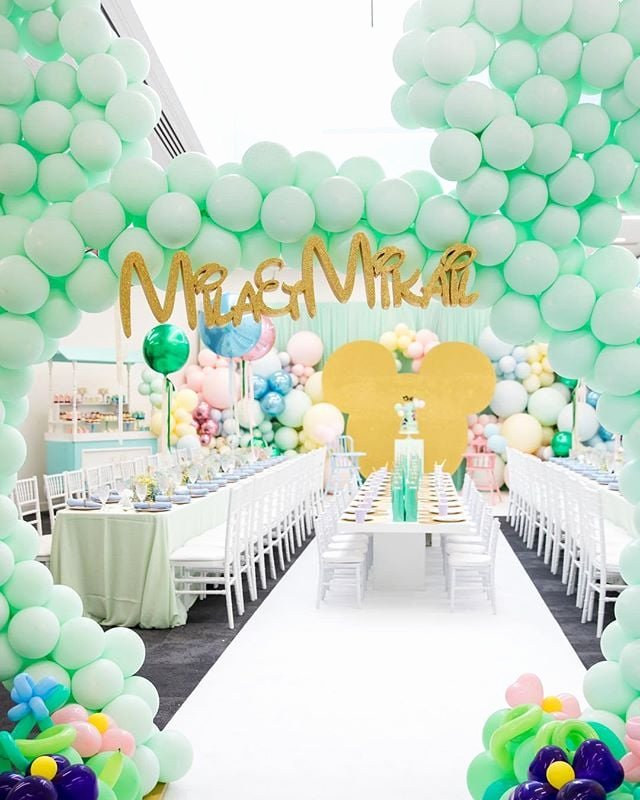 One Year Birthday Decoration Ideas Luxury Creative First Birthday Party Ideas