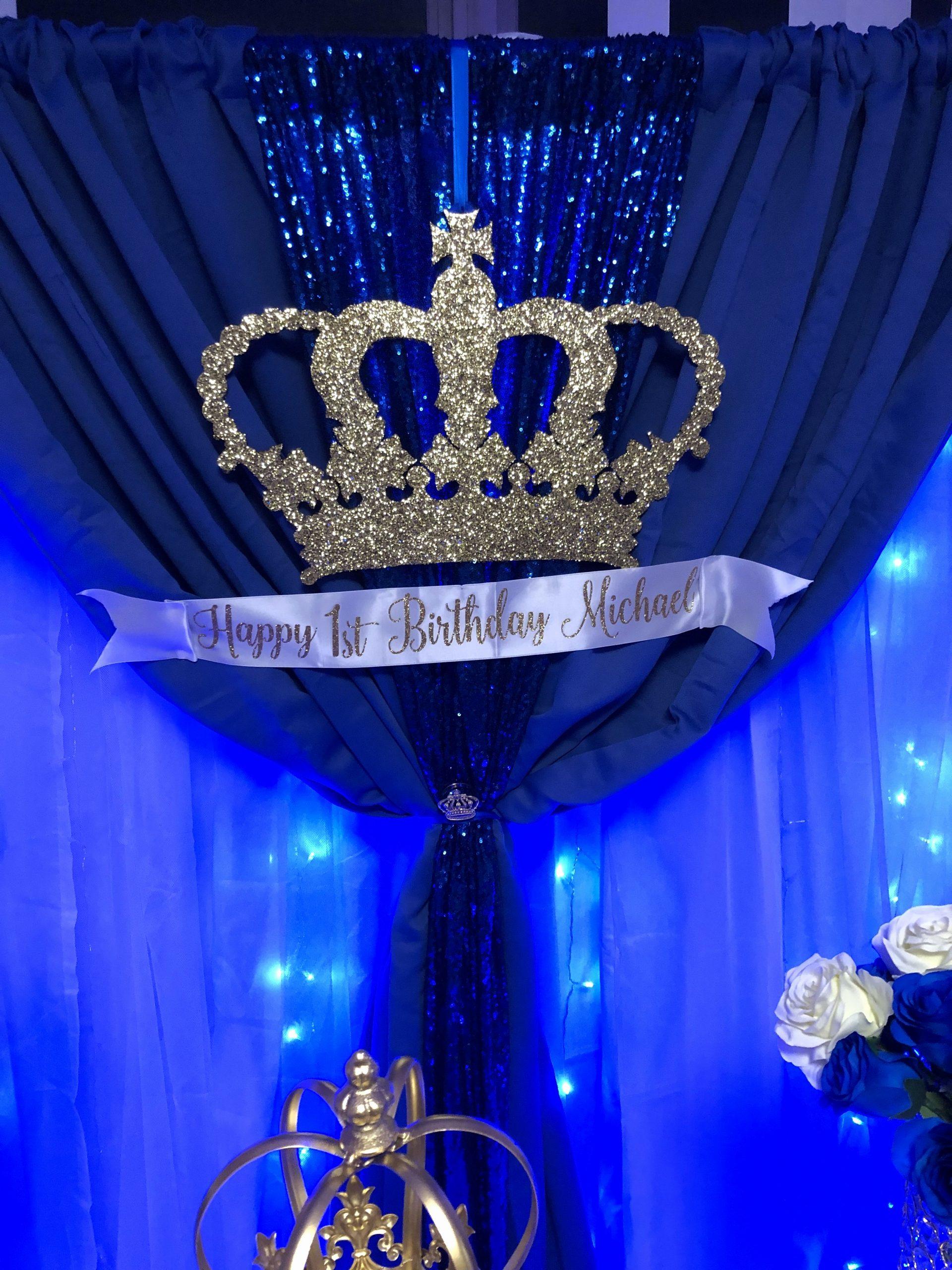 Prince Birthday Decoration Ideas Inspirational Prince Birthday Party Decorations Prince Background