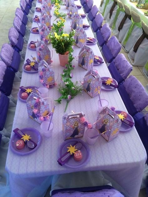Rapunzel Birthday Decoration Ideas Awesome Rapunzel Tangled Birthday Party Ideas