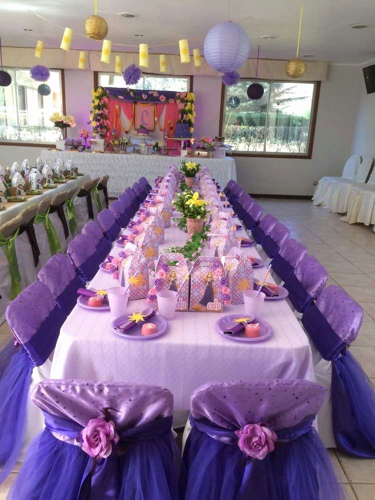 Rapunzel Birthday Decoration Ideas Beautiful Rapunzel Tangled Birthday Party Ideas