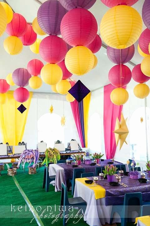 Rapunzel Birthday Decoration Ideas Fresh Rapunzel Tangled Princess Birthday Party Ideas