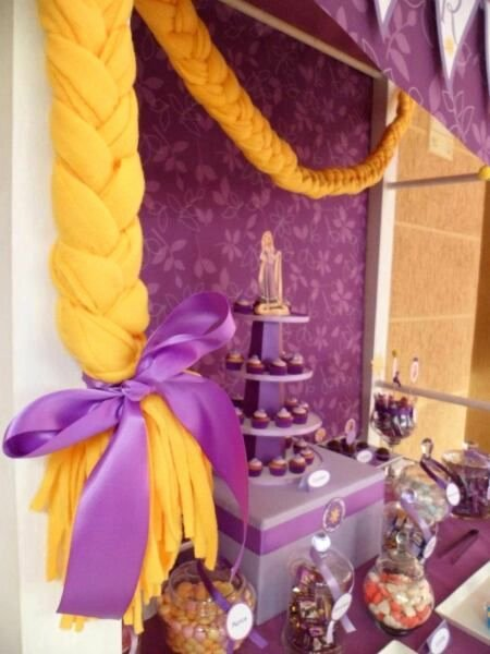 Rapunzel Birthday Decoration Ideas Inspirational 20 Tangled Party Ideas for Your Rapunzel Birthday Party In