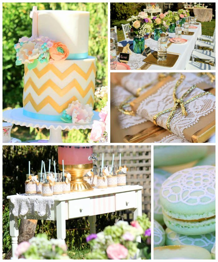 Rustic Birthday Decoration Ideas Beautiful Kara S Party Ideas Vintage Rustic Garden Party Ideas Decor