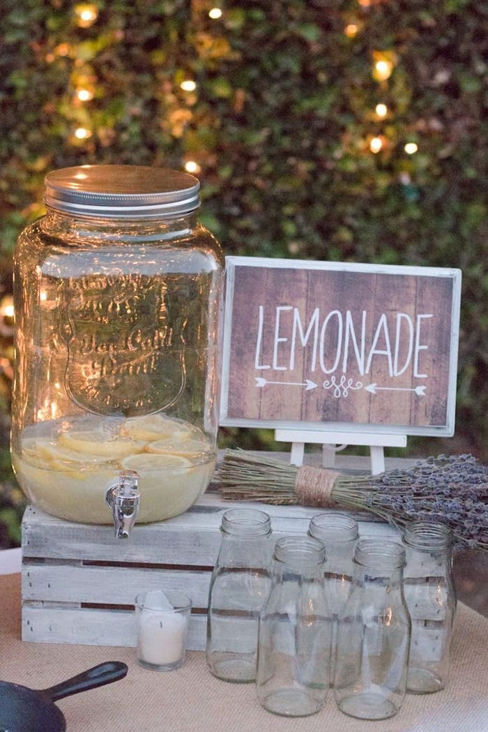 Rustic Birthday Decoration Ideas Beautiful Rustic 21st Birthday Party