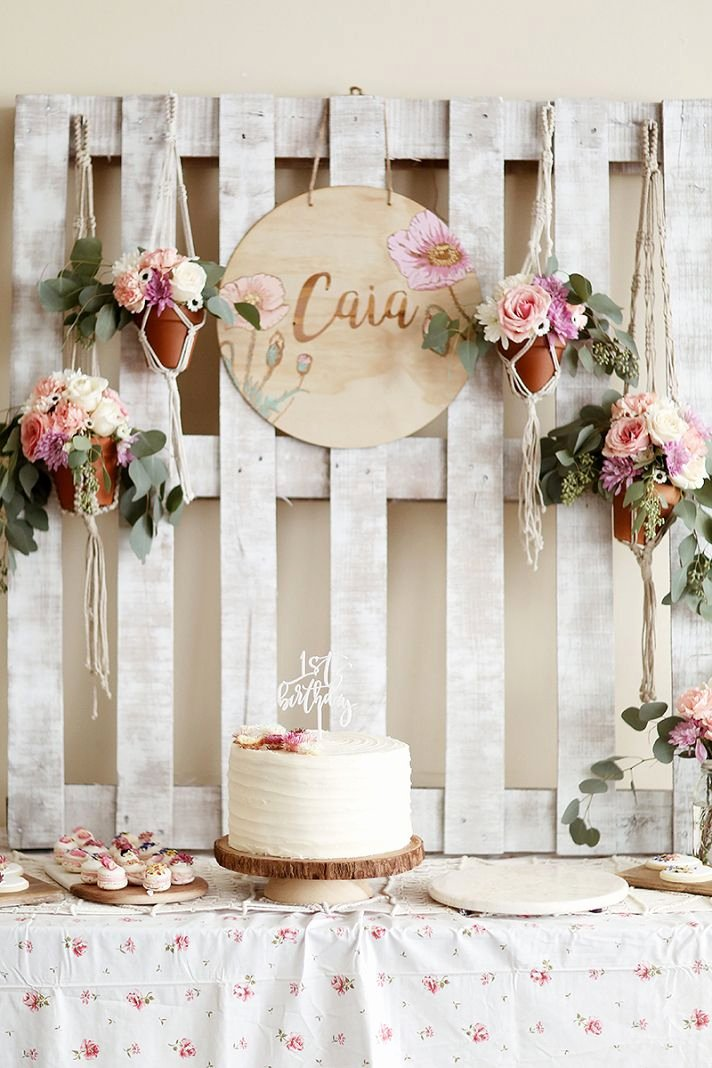 Rustic Birthday Decoration Ideas New Boho Birthday Party Boho Party Decor Bohemian Party