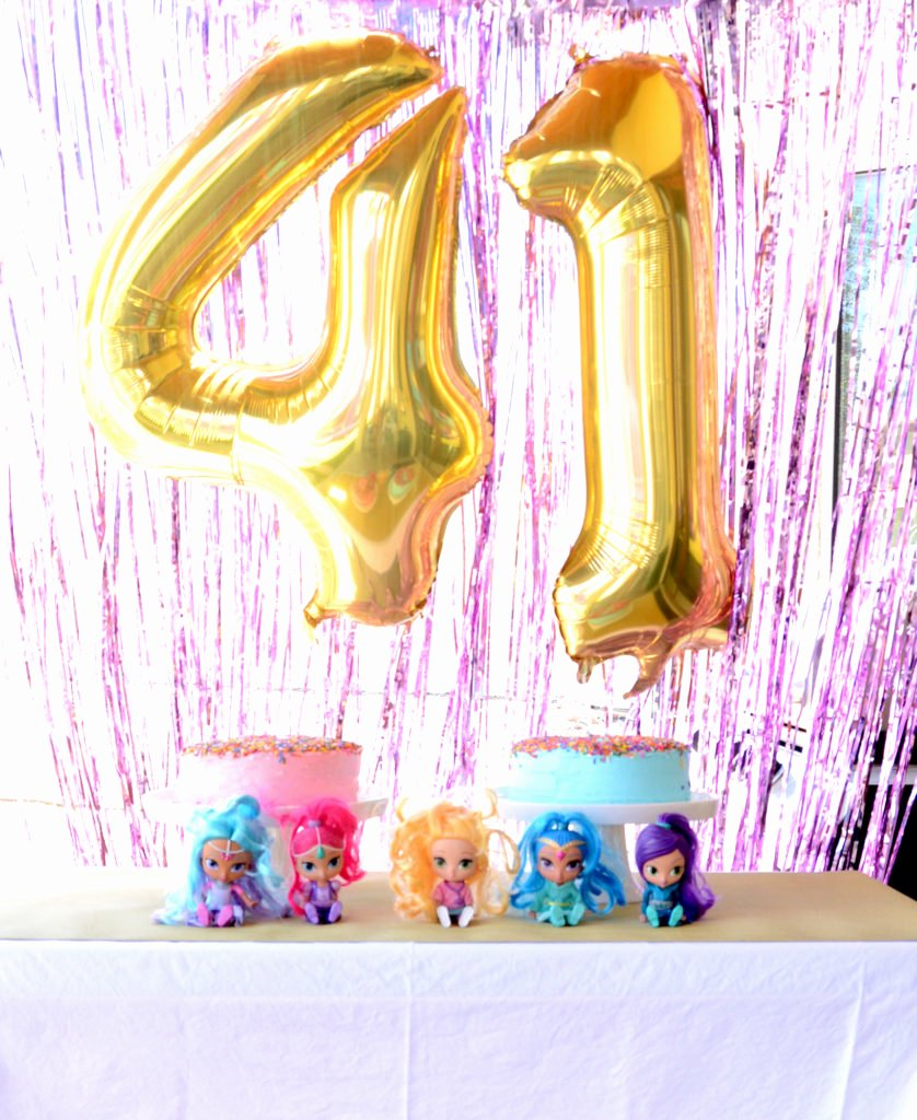 Shimmer and Shine Birthday Decoration Ideas Awesome A Shimmer and Shine Birthday Party
