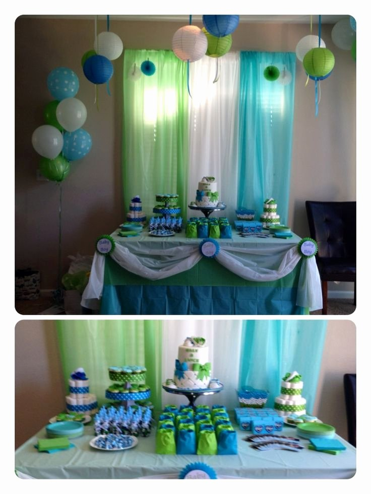 Simple Birthday Decoration Ideas at Home for Boy Best Of Simple and Unique Baby Shower Ideas for Boys In 2020