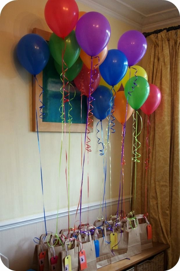 Simple Birthday Decoration Ideas at Home for Boy Lovely 22 Awesome Diy Balloons Decorations …