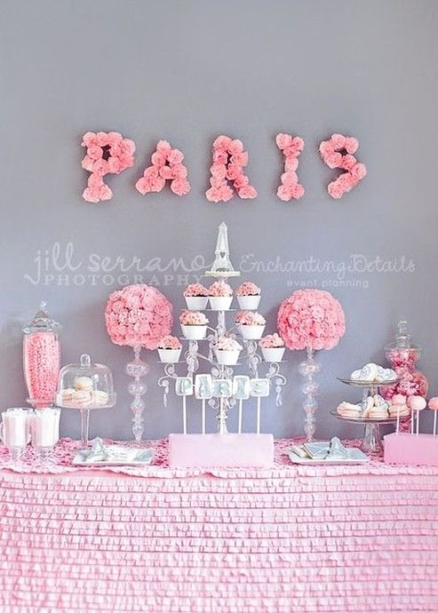Simple Birthday Decoration Ideas at Home for Mom Beautiful Stylish Birthday Parties without Balloons Curated Stylish