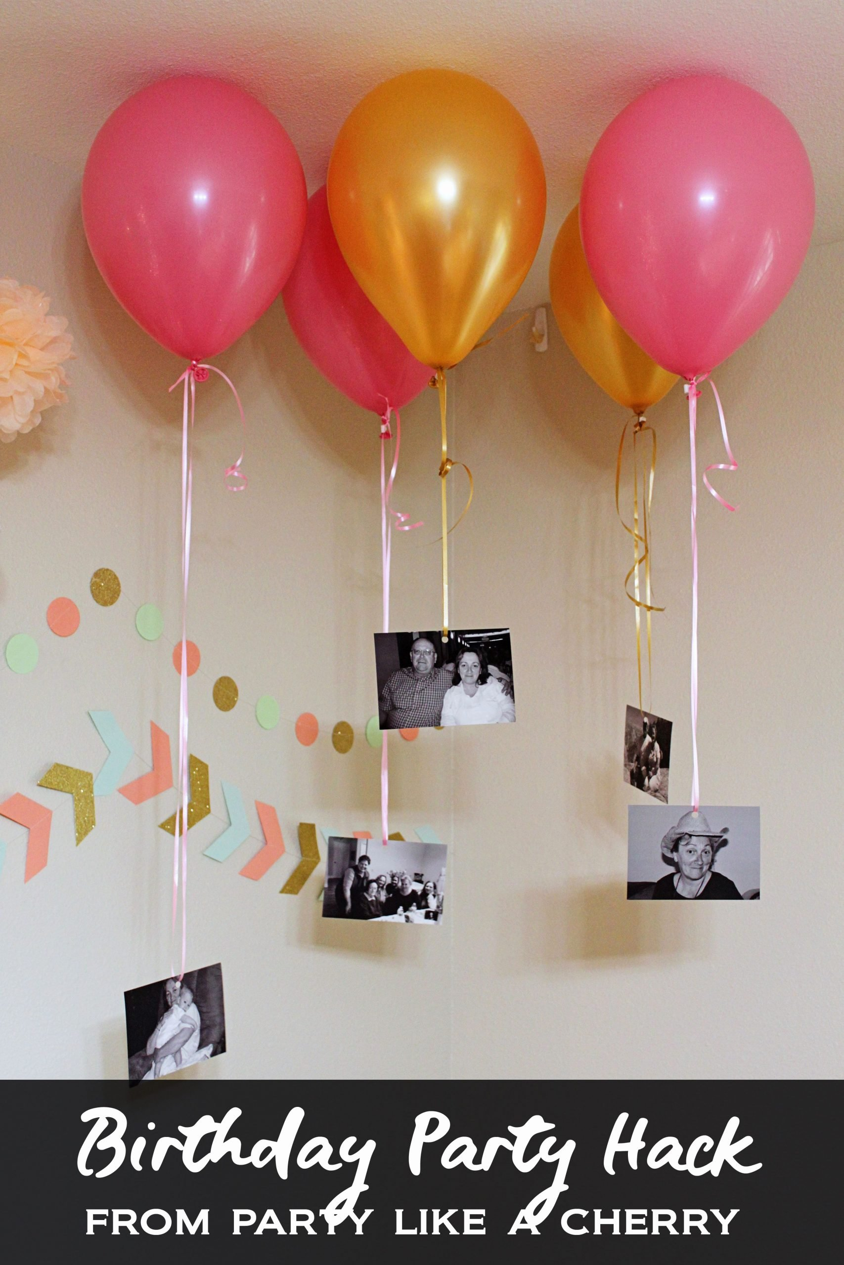 Simple Birthday Decoration Ideas at Home for Mom New 60th Birthday Party Ideas Party Like A Cherry