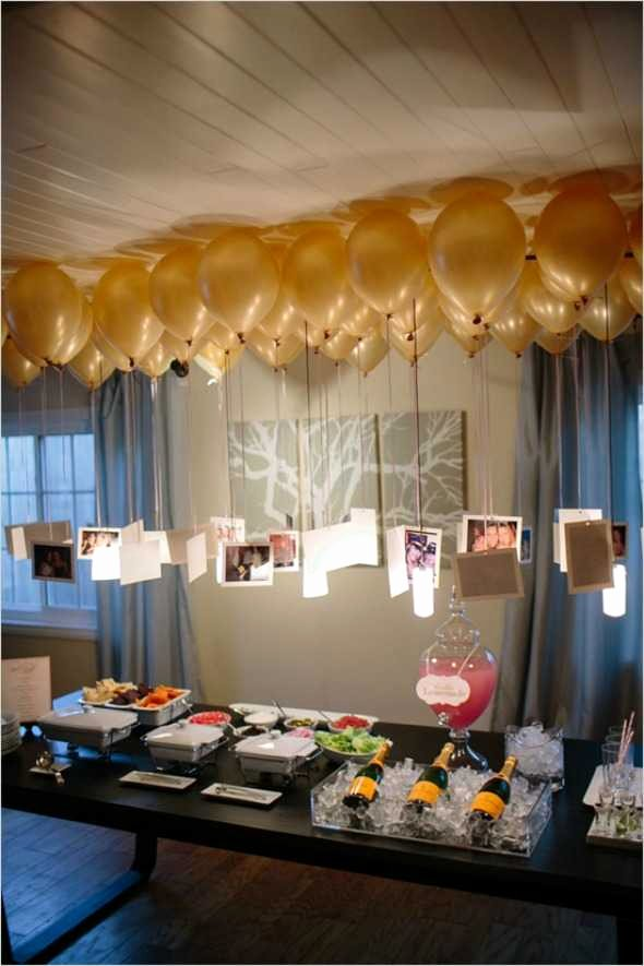 Simple Birthday Decoration Ideas for Adults Inspirational 22 Awesome Diy Balloons Decorations