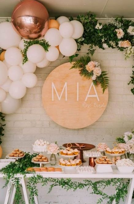 Simple but Elegant Birthday Decoration Ideas Beautiful 68 Ideas for Party Aesthetic Birthday