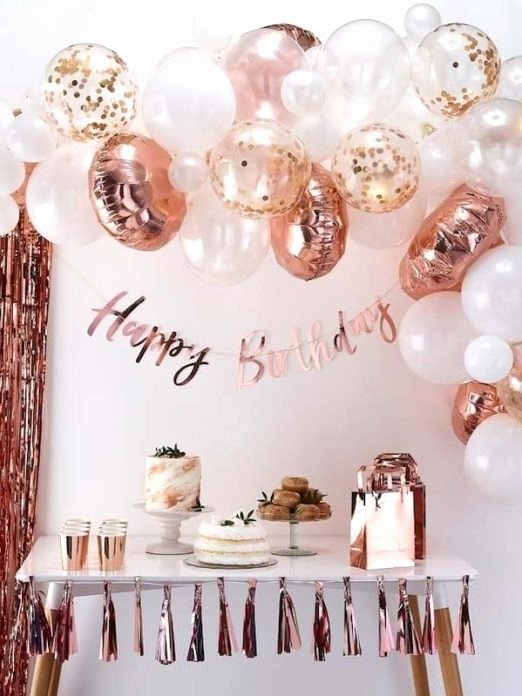 Simple but Elegant Birthday Decoration Ideas Elegant 50th Birthday Ideas for Women Turning 50 themes
