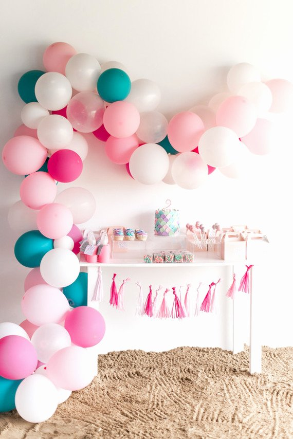 Sister Birthday Decoration Ideas Unique Beach themed Birthday Party Summer Party Ideas