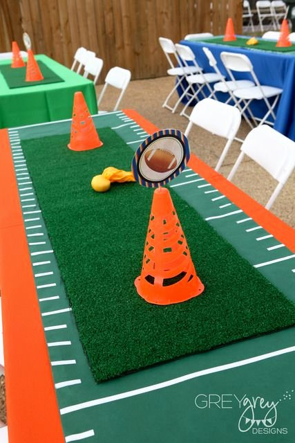 Sports Birthday Decoration Ideas Unique Birthday Party Ideas In 2020