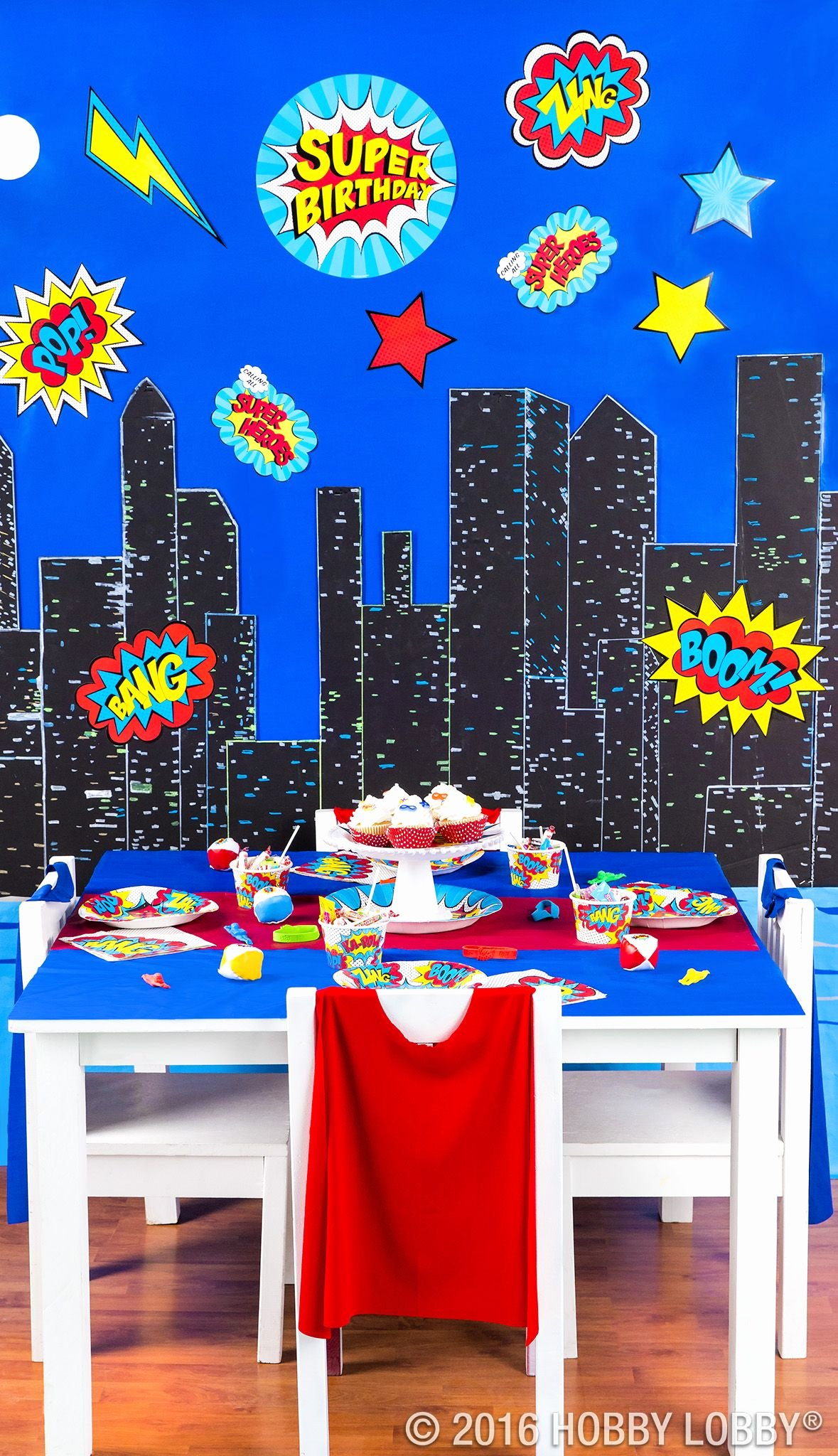 Superhero Birthday Decoration Ideas Best Of Boom Pow Save the World with Your Superhero themed Party