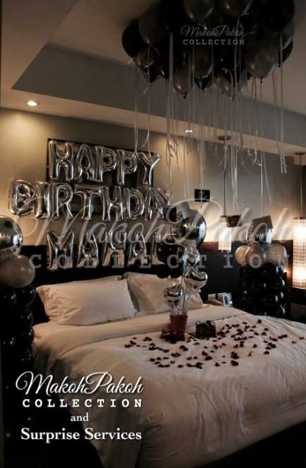 Surprise Birthday Decoration Ideas for Husband Luxury 47 Ideas Birthday Ideas for Him Husband 25th