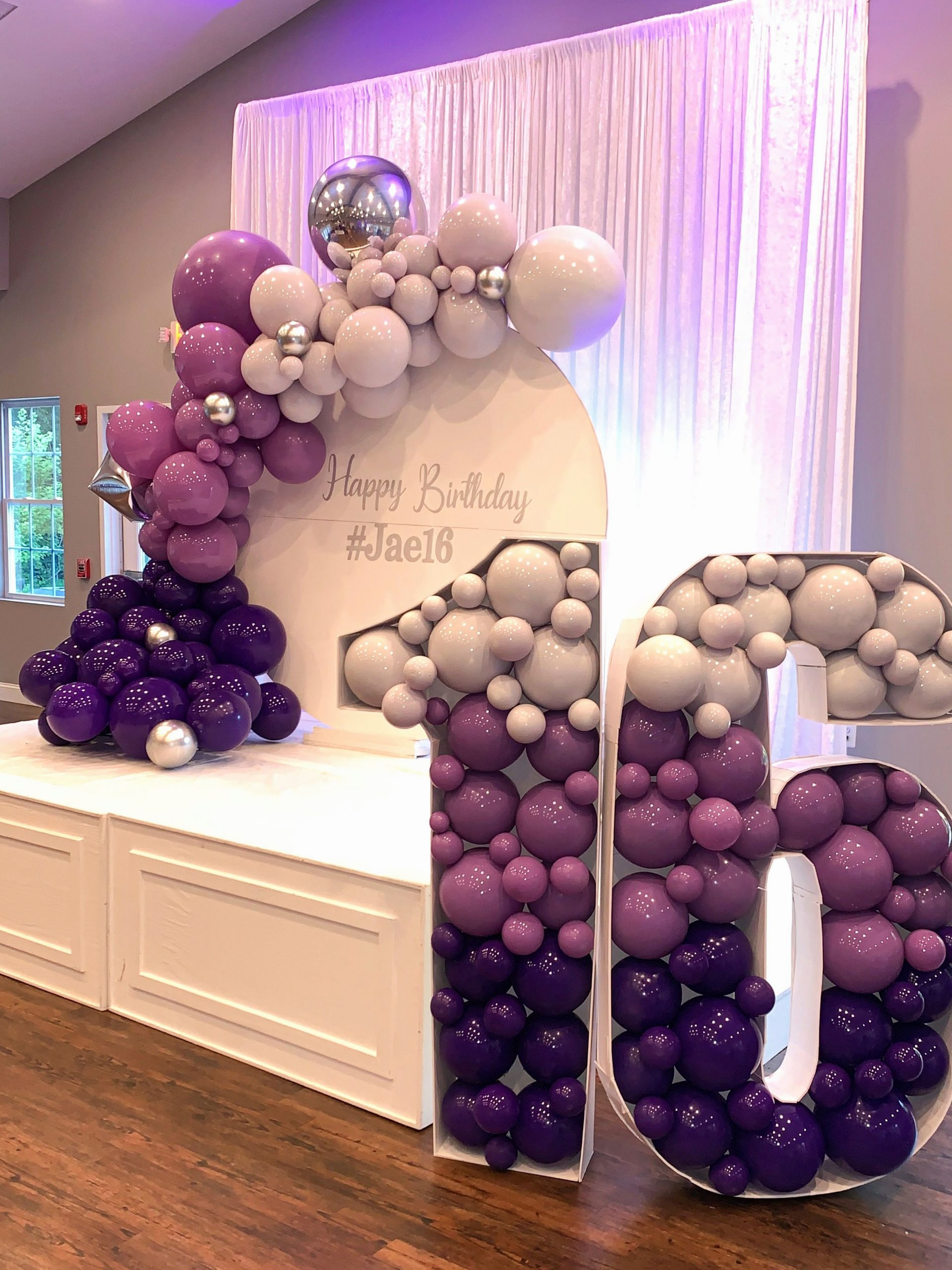Sweet Sixteen Birthday Decoration Ideas Fresh Requests for This Sweet Sixteen Birthday Party Were Simple