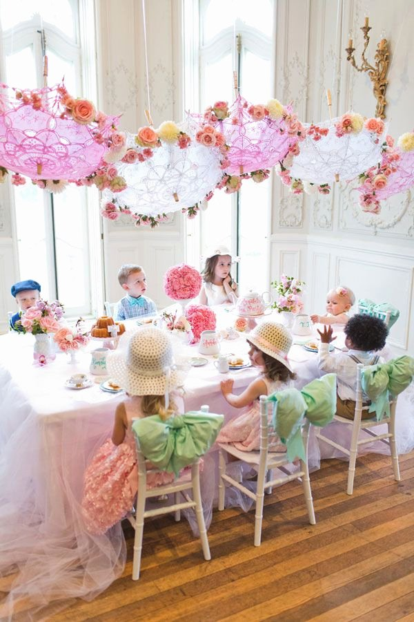 Tea Party Birthday Decoration Ideas Beautiful Sweet Tea Birthday Party In 2020