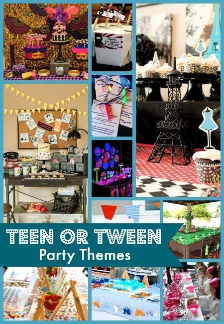 Teenage Birthday Decoration Ideas Fresh Pin On Teen Party Ideas