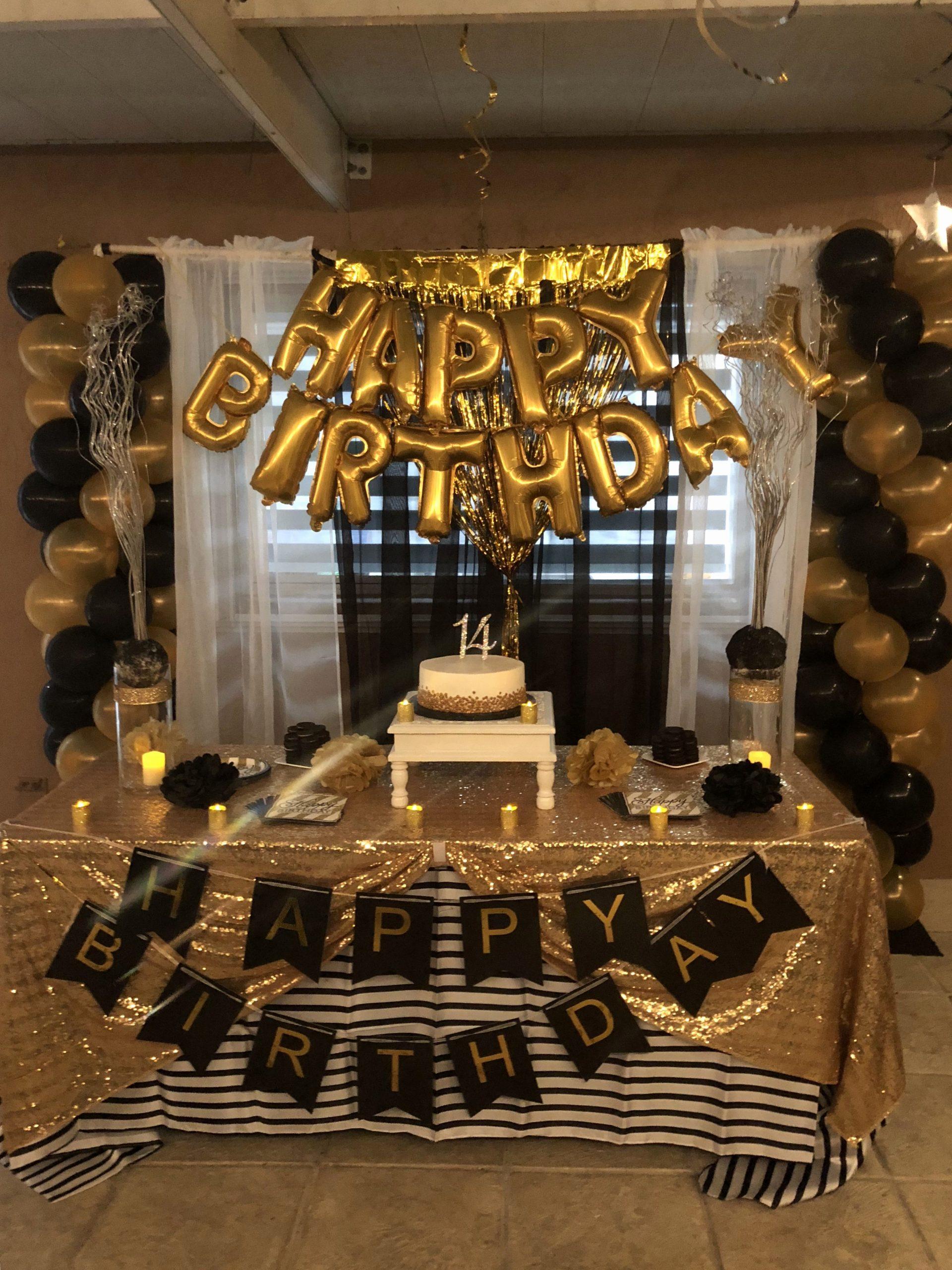 Teenage Birthday Decoration Ideas New Teenager Birthday Party