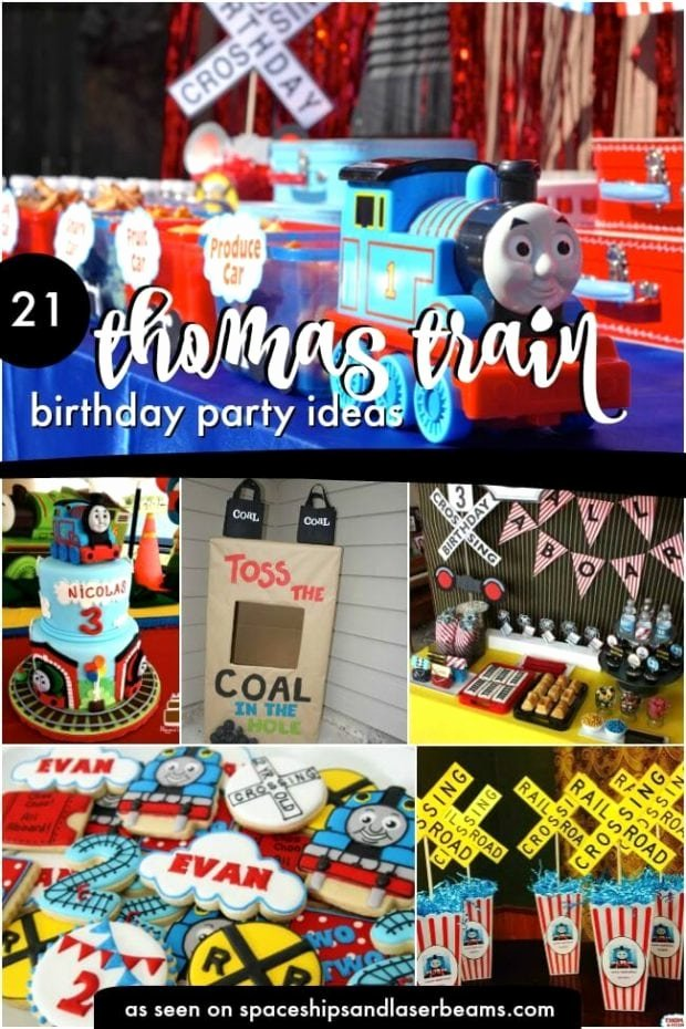Thomas Train Birthday Decoration Ideas Best Of 21 top Thomas the Train Party Ideas Spaceships and Laser Beams