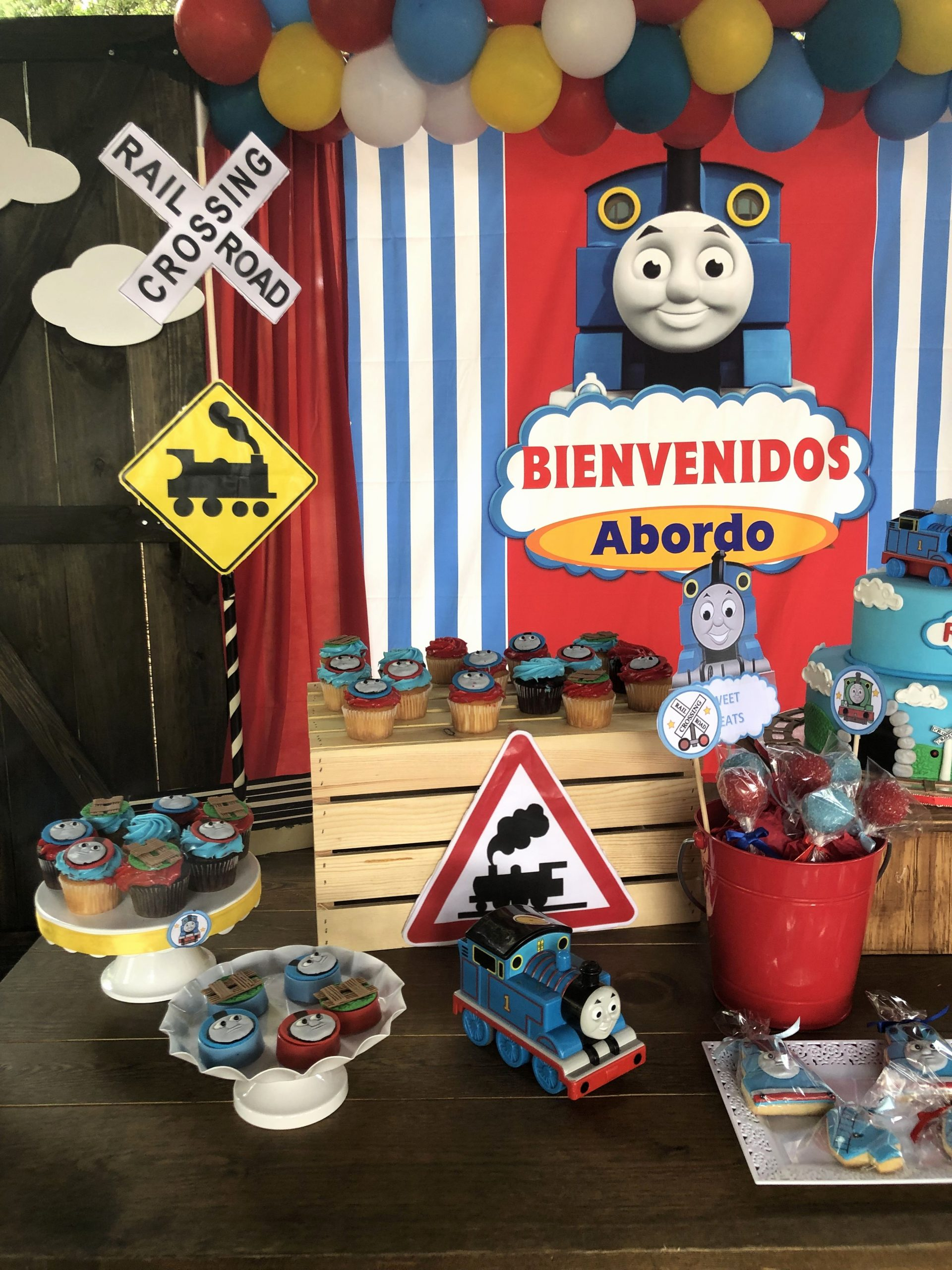Thomas Train Birthday Decoration Ideas Elegant Thomas the Train Birthday