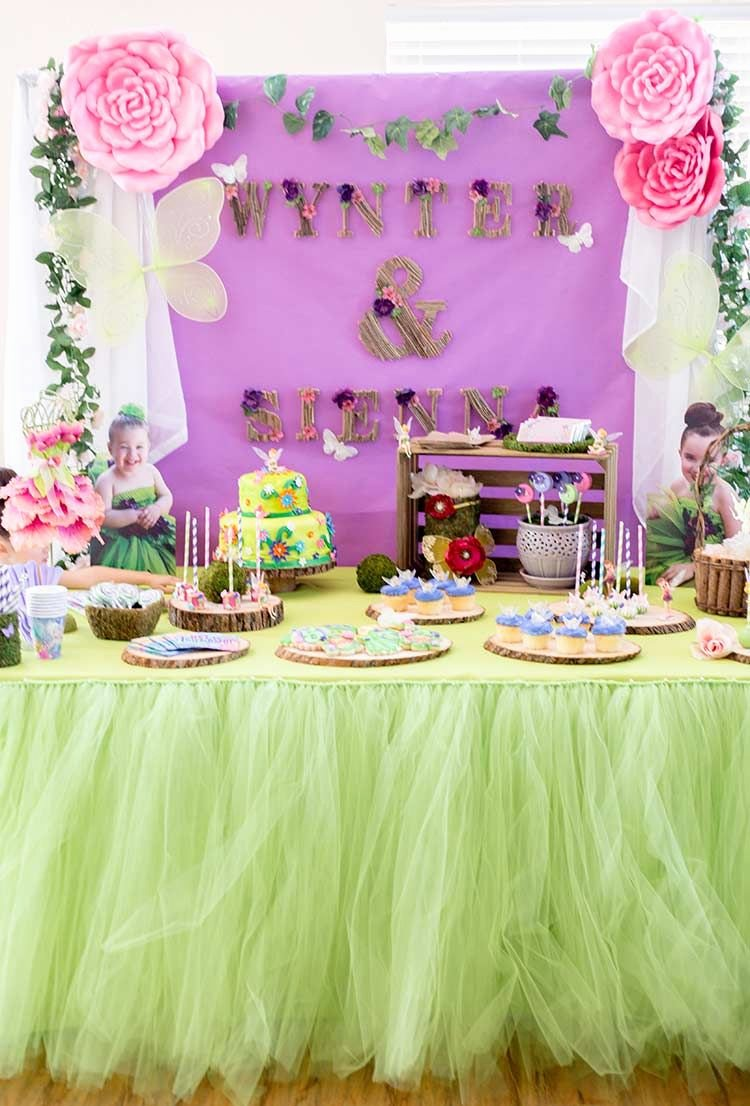Tinkerbell Birthday Decoration Ideas Awesome Tinkerbell Birthday Party Ideas