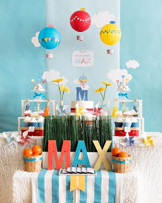 Toddler Birthday Decoration Ideas Best Of 70 Awesome Birthday Party theme Ideas for Your toddler