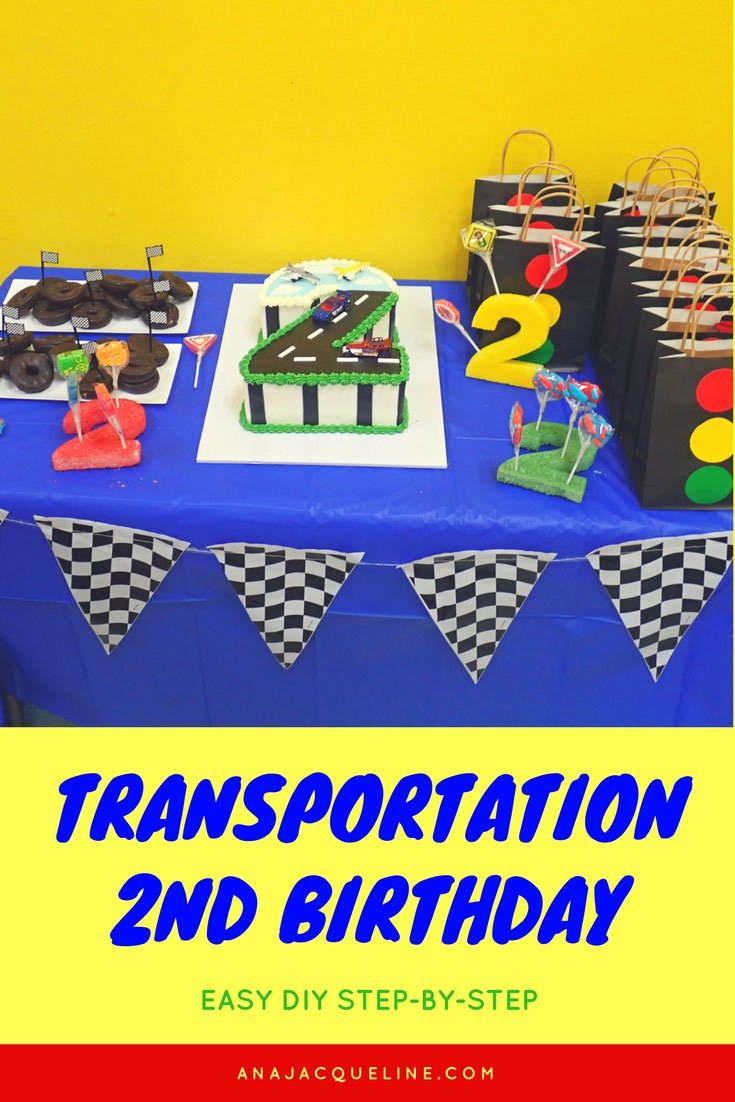 Train Birthday Decoration Ideas Fresh Cars Planes and Trains Birthday Party — Ana Jacqueline