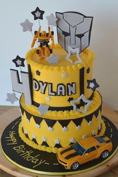 Transformers Birthday Decoration Ideas Lovely 16 Cool Transformers Birthday Party Ideas Pretty My Party