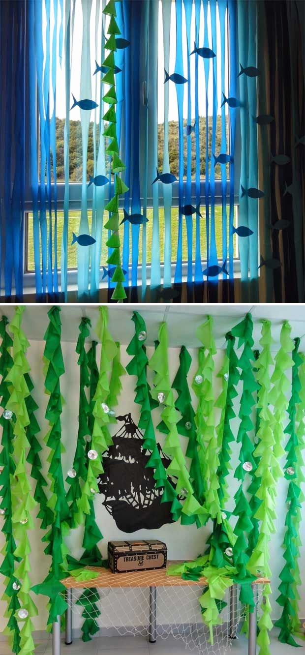 Under the Sea Birthday Decoration Ideas Inspirational Stunning Under the Sea Decorating Ideas Kids Would Love