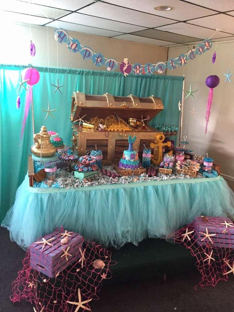 Under the Sea Birthday Decoration Ideas Unique Undersea Birthday Party Ideas 9 Of 16