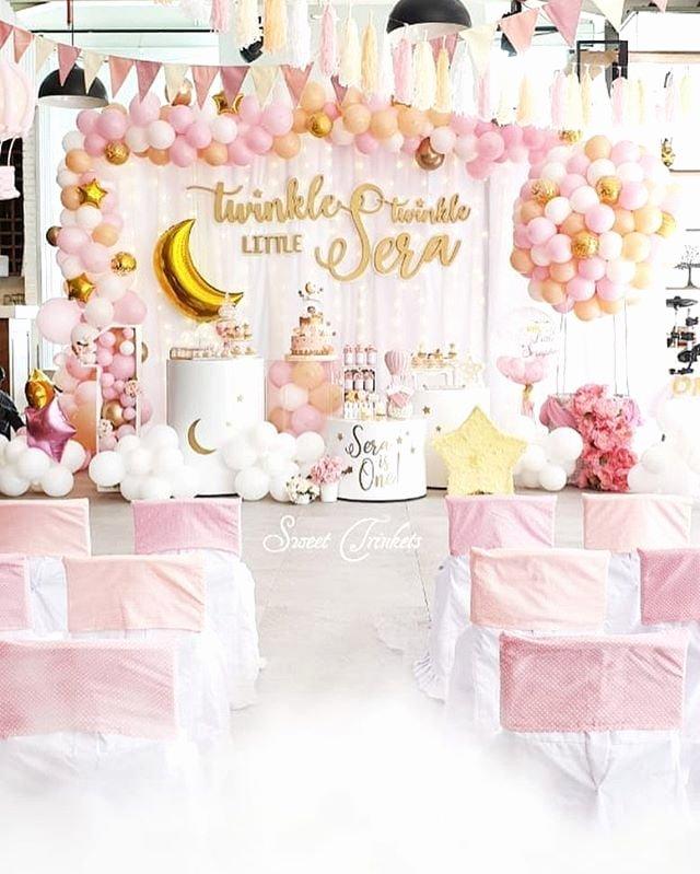 Unique Birthday Decoration Ideas Luxury Creative First Birthday Party Ideas