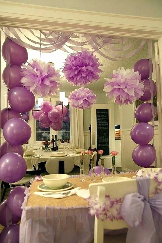 Wife Birthday Decoration Ideas at Home New Decoration for Party Home Party Decoration Ideas Of Worthy