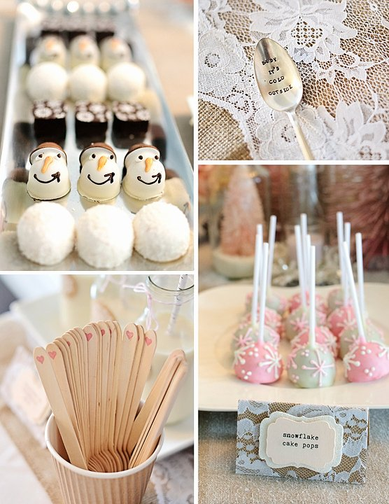 Winter Wonderland Birthday Decoration Ideas Best Of Ariella S 1st Birthday Party Rustic Winter Wonderland