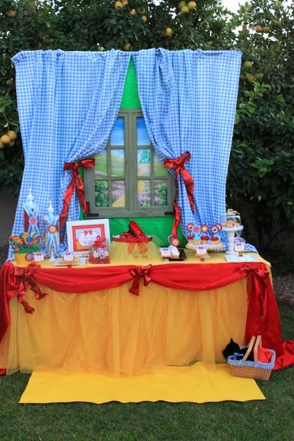 Wizard Of Oz Birthday Decoration Ideas Awesome Wizard Of Oz Birthday Party Ideas