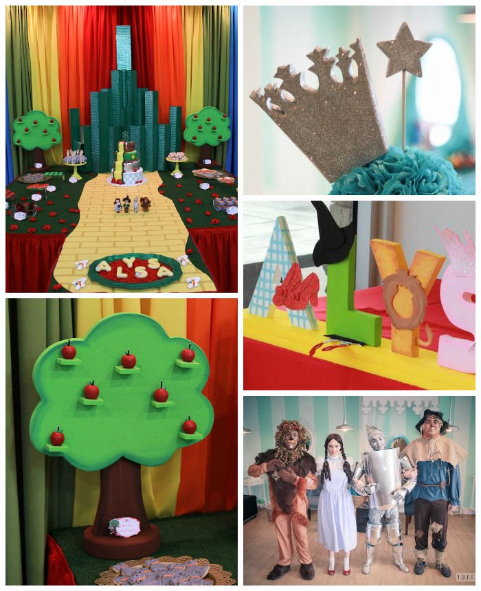 Wizard Of Oz Birthday Decoration Ideas Elegant Kara S Party Ideas Wizard Of Oz Birthday Party
