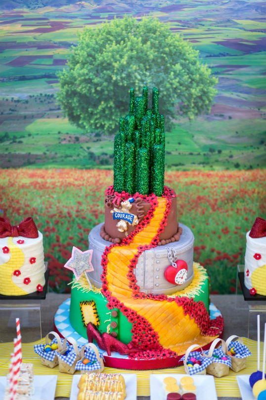 Wizard Of Oz Birthday Decoration Ideas Fresh the Wizard Of Oz Birthday Party Ideas