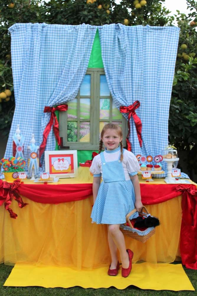 Wizard Of Oz Birthday Decoration Ideas Inspirational Wizard Of Oz Birthday Party Ideas 1 Of 30