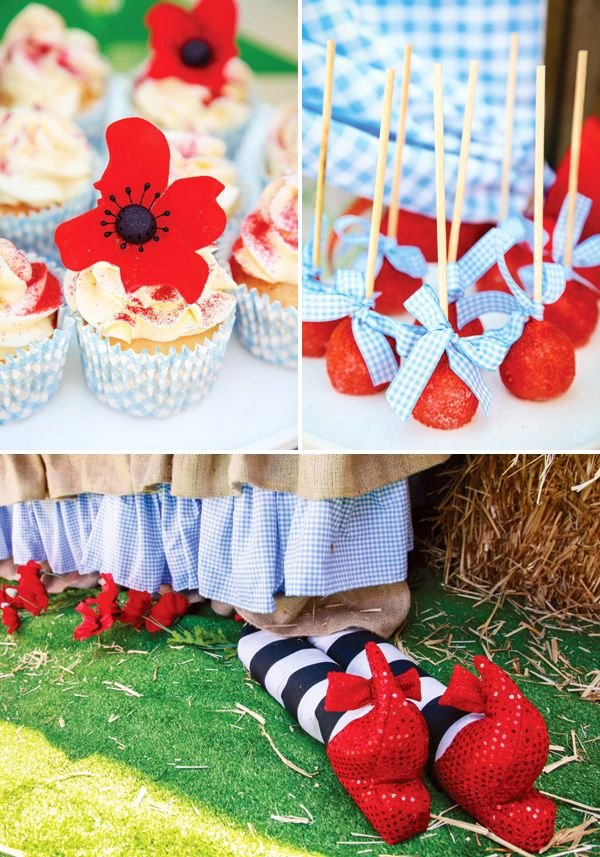 Wizard Of Oz Birthday Decoration Ideas New Incredibly Magical Wizard Of Oz Birthday Party Hostess
