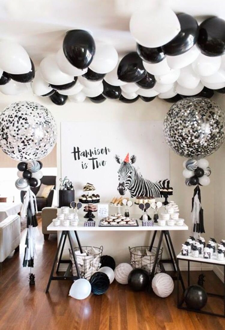 Zebra Birthday Decoration Ideas Inspirational Pin by Chuck N Beaulieu On Parties