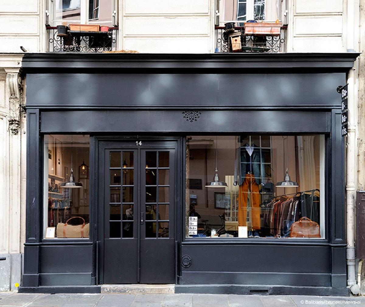 desain toko dan ruko minimalis terbaru